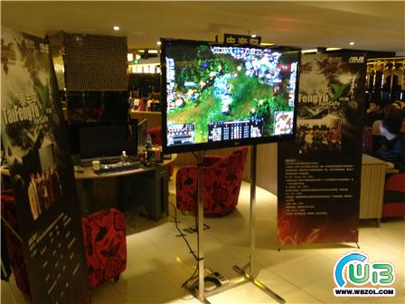 投资350万网咖式网吧开创北京新格局